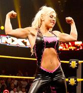 Dana Brooke @ NXT 4.15.15