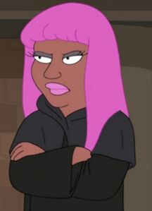 Nicki Minaj (The Cleveland Show)