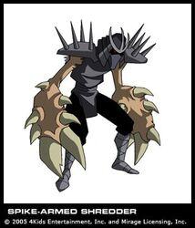 Spikearmedshredder