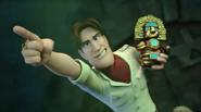 Max Mordon grabs the immortality idol