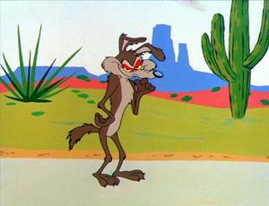 Evil Coyote