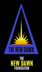 The New Dawn Foundation Sign