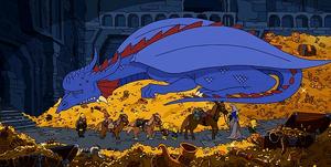Mr. burns dragon