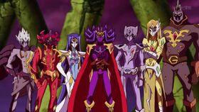 The Seven Barian Emperors