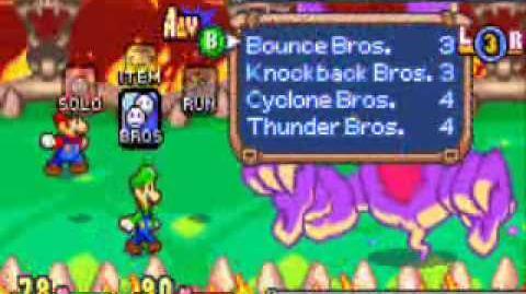 Mario & Luigi Superstar Saga vs. Cackletta's Spirit Pt