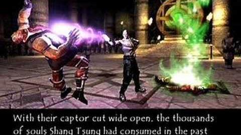 Mortal Kombat Deadly Alliance Quan Chi's Ending