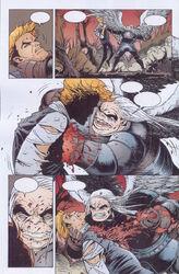 Amenadiel DC Battle
