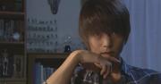 Light Yagami dorma
