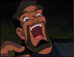 Xanatos laugh