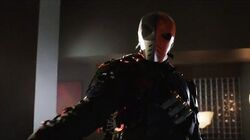 Arrow - First Appearance of Deathstroke - HD