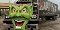 Happy Toyz (Green Goblin) Truck