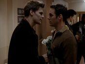 Xander confronts Angelus