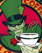 Mad Hatter coffee