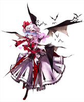 Remilia Scarlet full 1227668