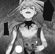 Kurona's body