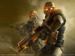 Helghast Soldiers
