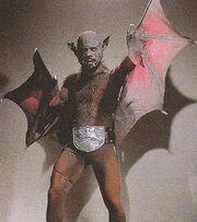 Bat Man Shocker Kaijin