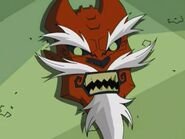 Tarakudo's mask