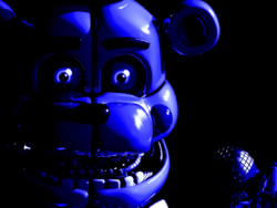FNAFSL Funtime Freddy Main Menu