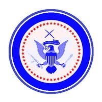 New Founding Fathers of America Emblem