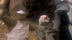 Attack of the Rabbit of Caerbannog