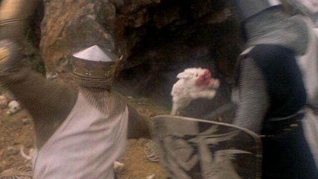 File:Attack of the Rabbit of Caerbannog.jpg