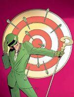 Riddler green arrow