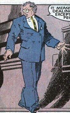 Genengineer (David Mureau) (Uncanny X-Men -237)