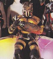 Kumorujin Neo-Shocker Kaijin