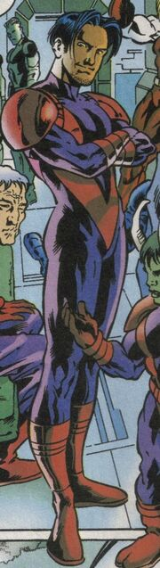 Zachary Williams (Earth-616) from Quicksilver Vol 1 9