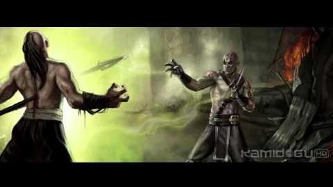 Mortal Kombat (2011) Quan Chi's Ending