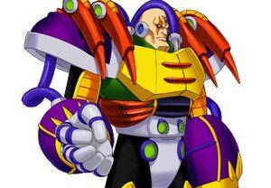 Megaman X4 Sigma Form 2c