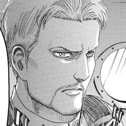 Reiner Braun manga profile