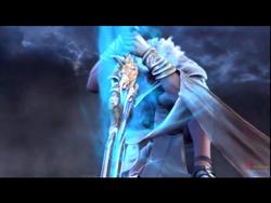 Zeus ending the Great War