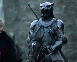 The Hound armor