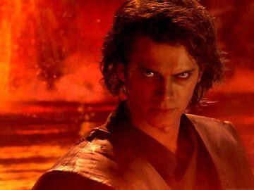 Anakin skywalker evil