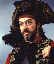 Muppet Long John Silver