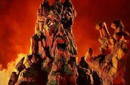 Nome King Gigantic Rock Monster