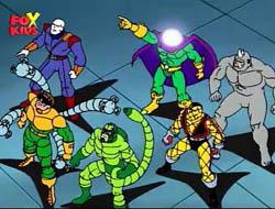 Los Seis Siniestros (Spider-Man La Serie Animada)