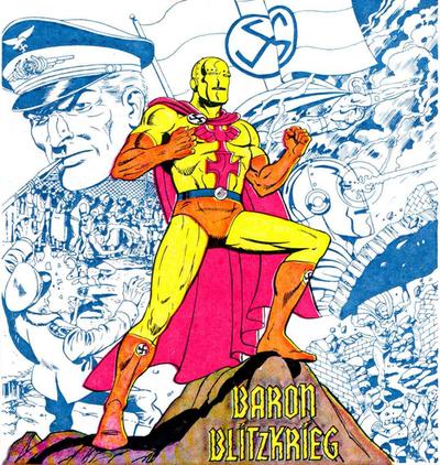 Baron Blitzkrieg (New Earth) 002