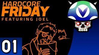 Vinesauce Joel - Hardcore Fridays Half Life 2 ( Part 1 )