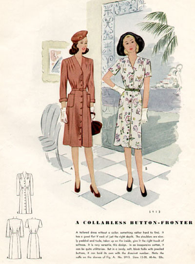 McCall 5913 1945