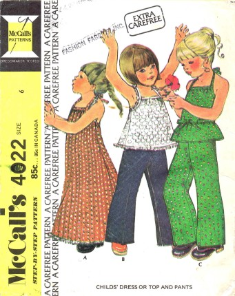McCalls 1974 4022