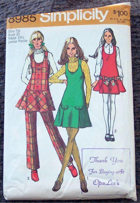 Vintage Patterns 023