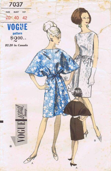 Vogue 1967 7037