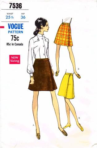 Vogue 7536