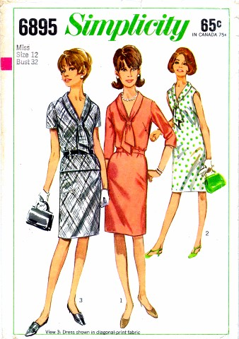 Simplicity 1966 6895