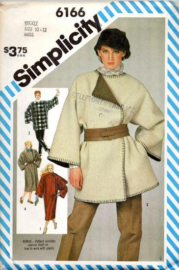 Simplicity 6166