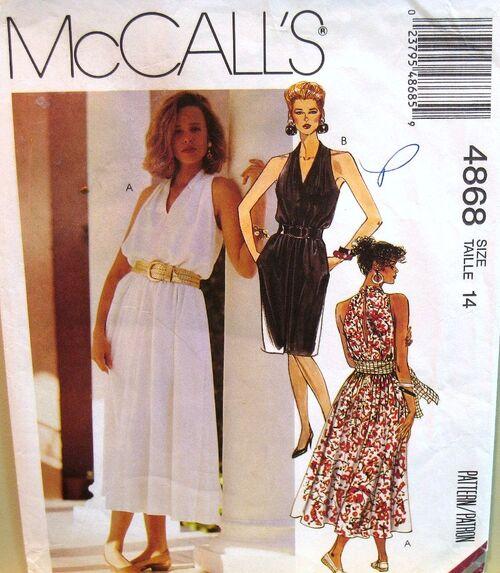 McCalls 4868