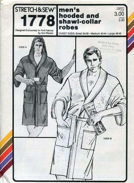 Stretch&sew1778robes